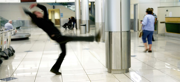 Slip And Fall Accidents In Malls